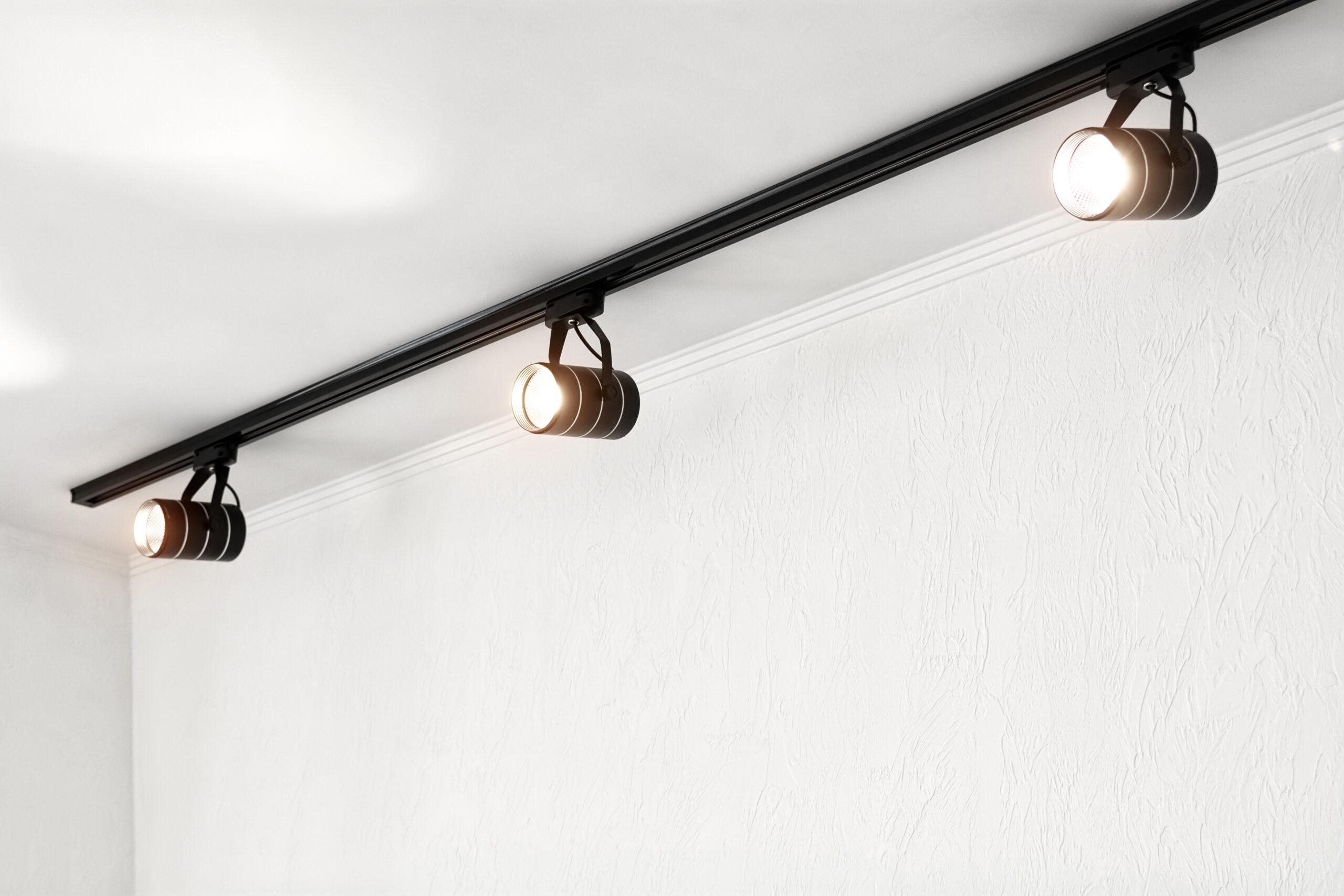 インテリア照明  ゆるみ箇所:スポットライト可動部