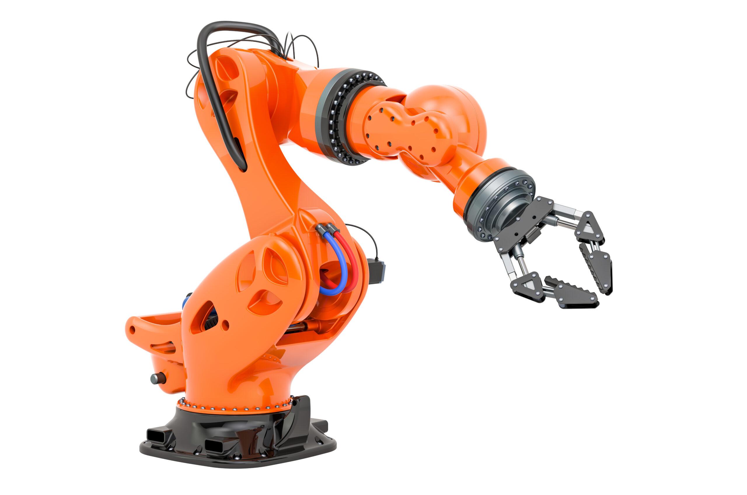 産業用ロボット ゆるみ箇所:軸(関節)